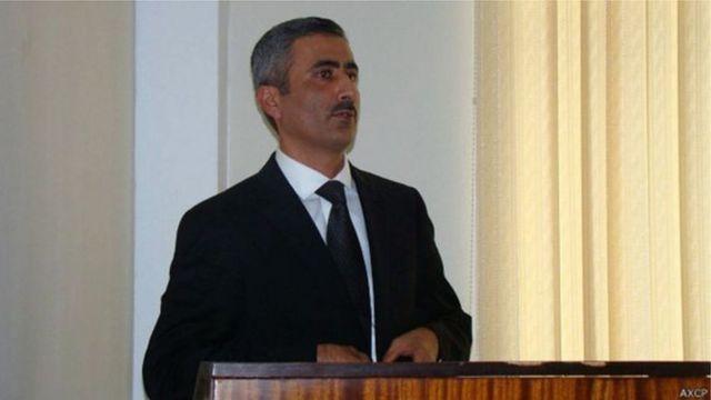 Фуад Гахраманлы, член ПНФА
