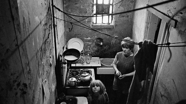 Slum photographs spark charity appeal