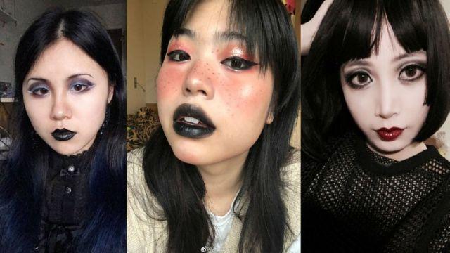 Goths on Sina Weibo