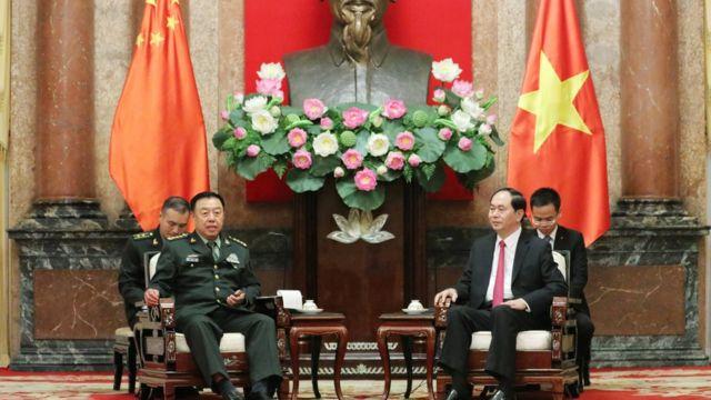 Bang giao Việt - Trung