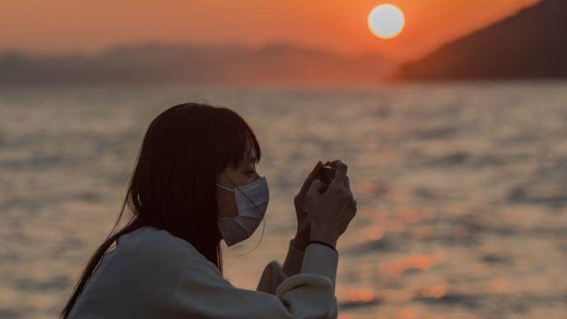 Жительница Гонконга