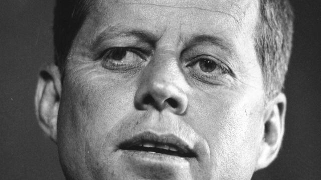 JFK diary calls Hitler 'stuff of legends'