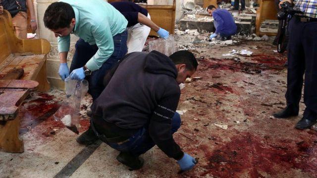 تفجير مسجد الروضة