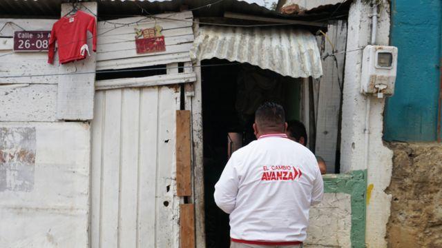 La alcaldía de Soacha entrega mercados