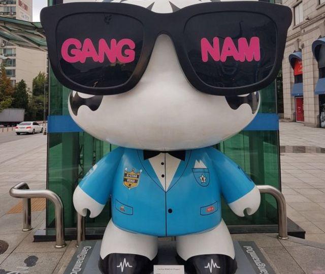 Gangnam semti