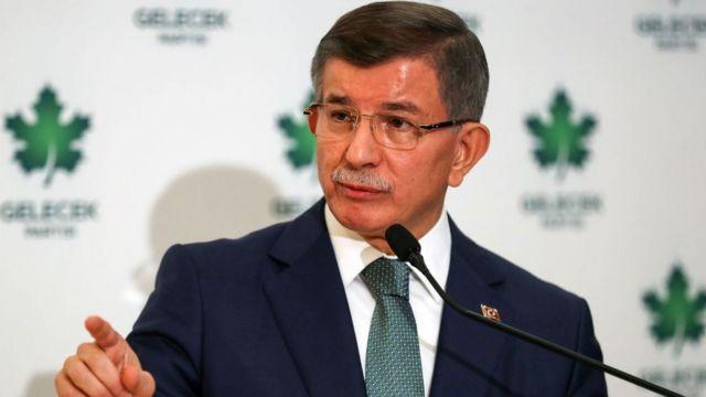 Gelecek Partisi: Ahmet Davutoğlu Genel Başkan seçildi, parti yönetiminde kimler var? - BBC News Türkçe