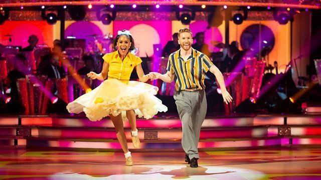 strictly coming dancing