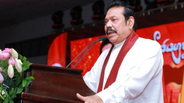 மஹிந்த ராஜபக்ஷ