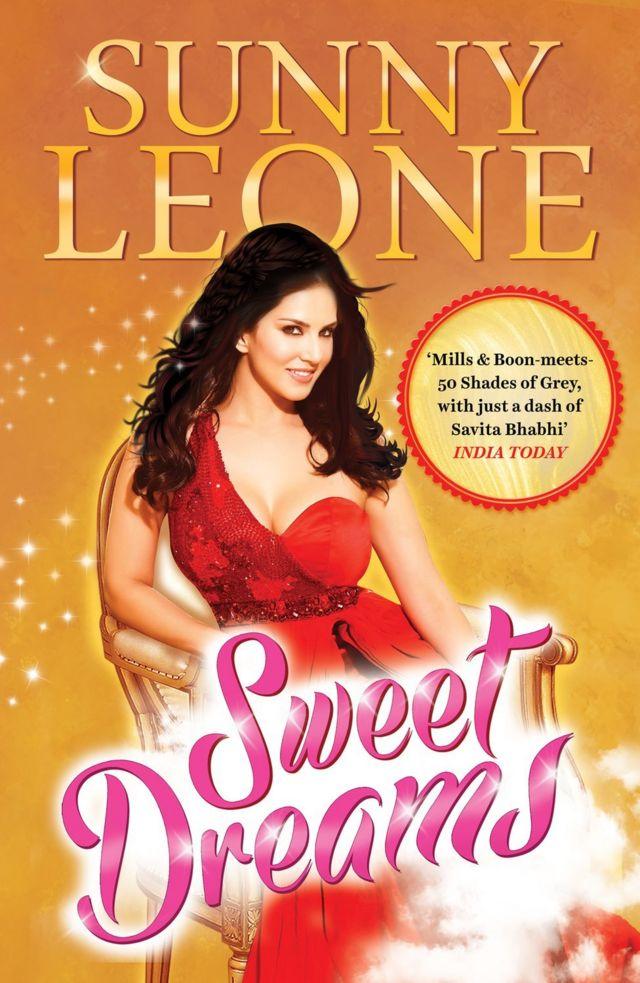 Capa de 'Sweet Dreams' por Sunny Leone