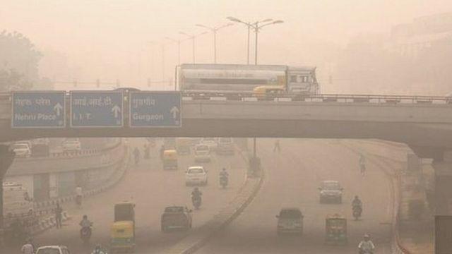 दिल्ली का प्रदूषण