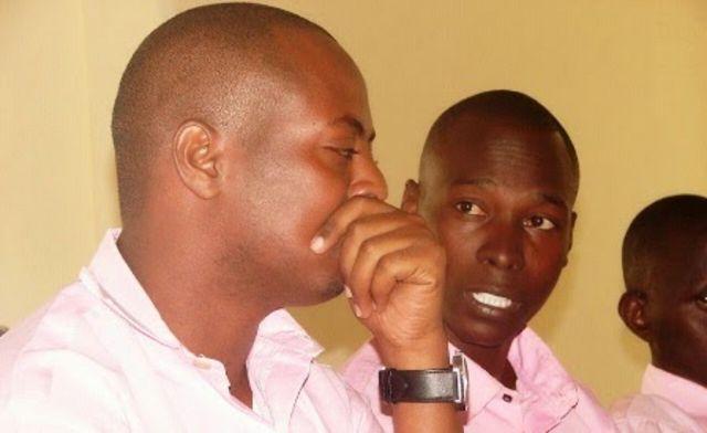 Kizito Mihigo na Cassien Ntamuhanga
