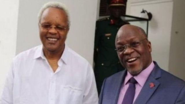 Magufuli na Lowassa
