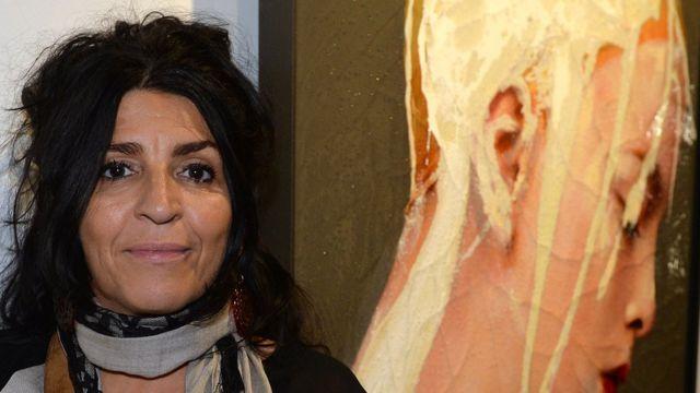 Lita Cabellut es una artista española que alcanzó el éxito tras atravesar su infancia en las calles de Barcelona.