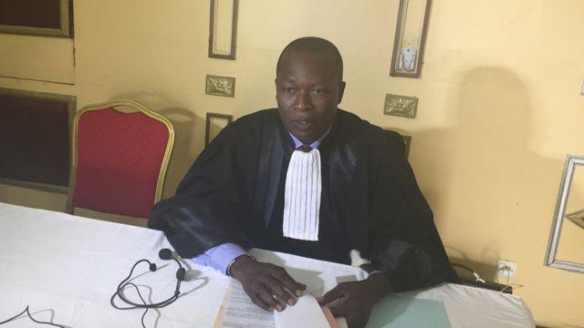 Le procureur du tribunal militaire ivoirien le colonel Ange Kessy