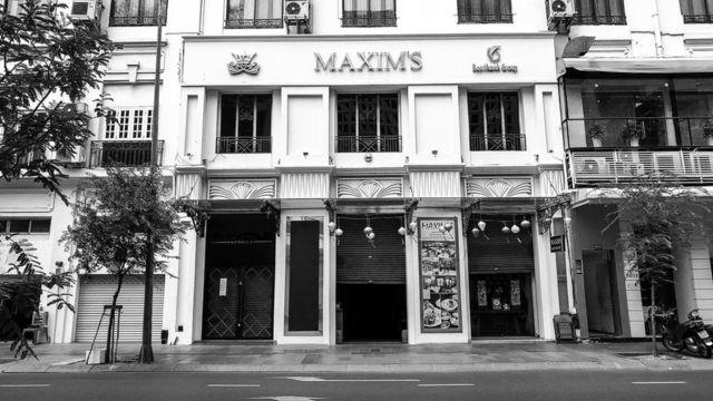 Nha hang Maxim