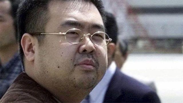 Ông Kim Jong-nam (ành tư liệu)