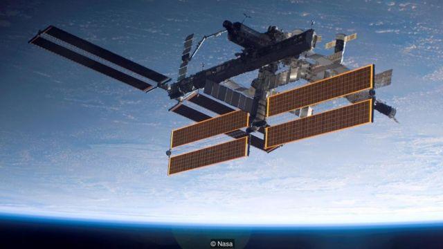 Até mesmo a Estação Espacial Internacional precisa desviar de detritos deixados por missões anteriores