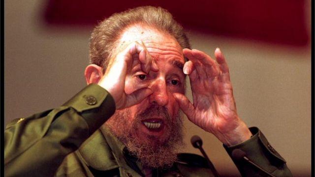 Bwana Fidel Castro