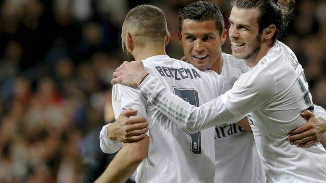 Madrid haijawa na matokeo mazuri baada ya kuondoka kwa Cristiano Ronaldo