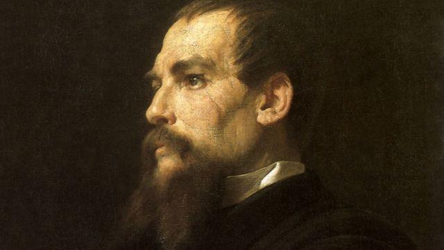 Портрет Ричарда Бёртона.