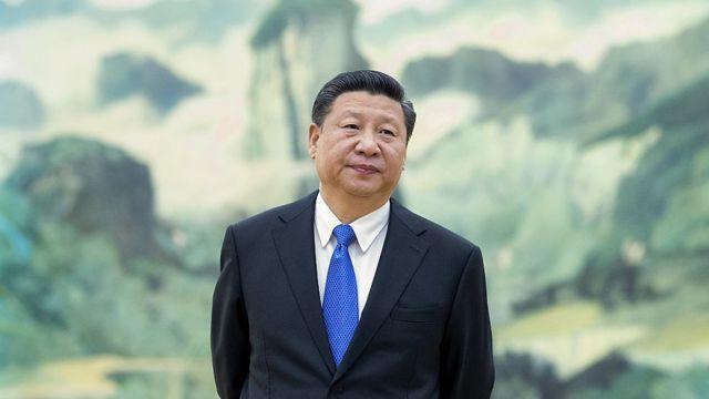 Presidente da China Xi Jinping