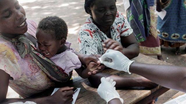 واکسن ضد مالاریا