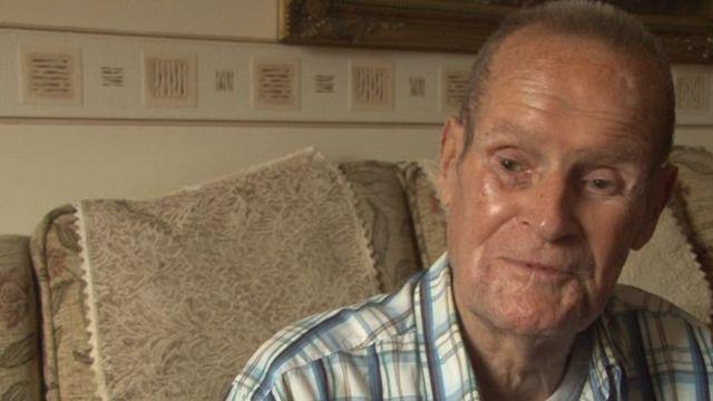 D-Day veteran from Newtownards dies