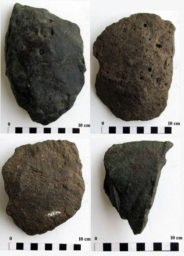 दगडी हत्यारे