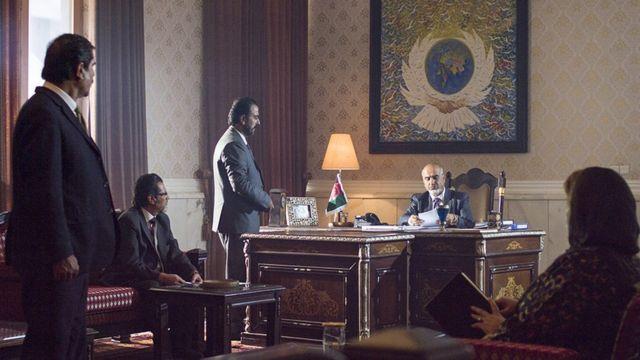 """صحنهای از فیلم """"نامهای به رئیسجمهور"""""""