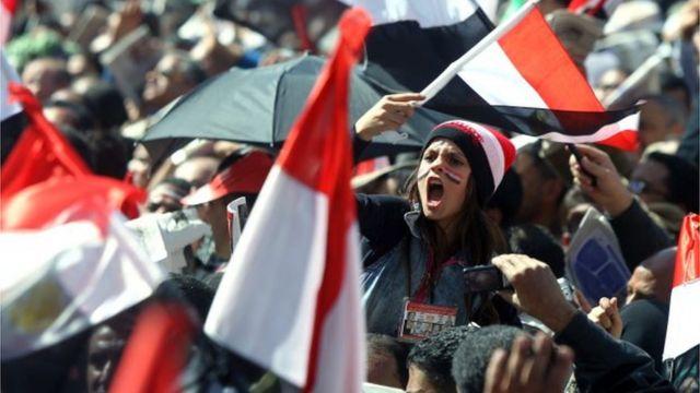 L'Egypte est souvent accusé de violer les droits de l'homme