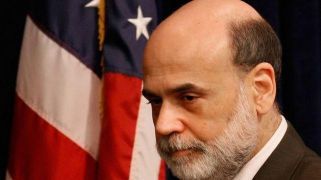 Bernanke: Executives should have faced jail for 2008 crisis