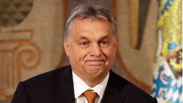 رئيس وزراء المجر