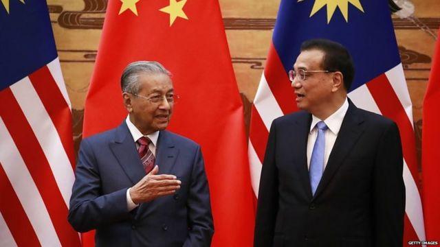 मलेशिया के प्रधानमंत्री ने अपनी हाल की चीन यात्रा के दौरान नए उपनिवेशवाद की चेतावनी दी
