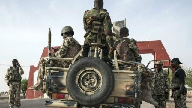 Au moins cinq soldats ont été tués dans des affrontements avec des membres présumés de Boko Haram dans l'Etat de Borno
