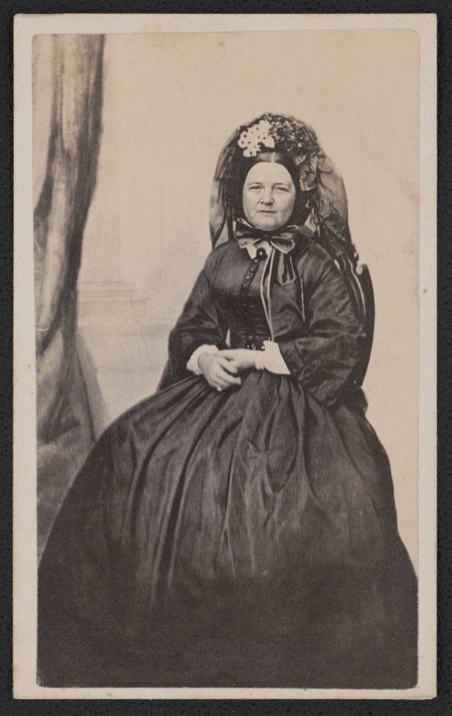 Retrato de Mary Lincoln