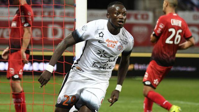 Grâce à un triplé du Tchadien Casimir Ninga, Montpellier a obtenu le point du match nul à Dijon