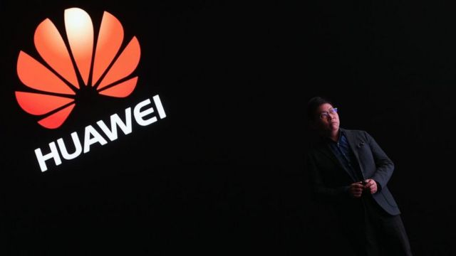 Richard Yu, director ejecutivo de Huawei