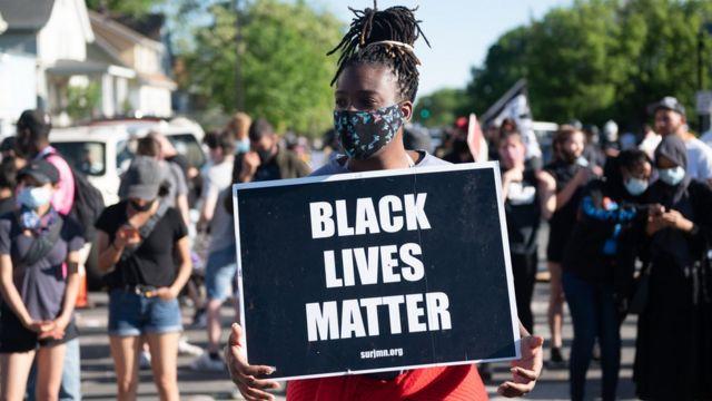 """Muerte de George Floyd: qué es la """"paradoja de Minnesota"""" y qué dice de la  discriminación racial en Estados Unidos - BBC News Mundo"""