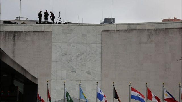 будівля ООН