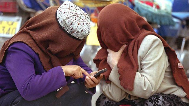 Uigures.