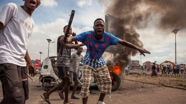 Abatavuga rumwe na leta ya Kongo bashaka amatora vuba