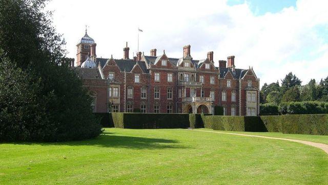 Королевское поместье Сандрингем