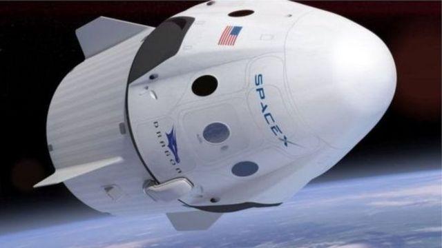 Dragon uzay aracı