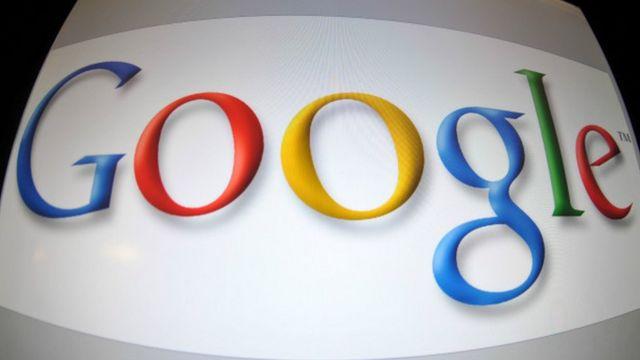 गूगल लोगो