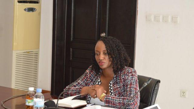 Minisitiri w'ubucuruzi n'inganda Soraya Hakuziyaremye avuga ko atumva ukuntu umuntu yazamura ibiciro ku biribwa kandi biva mu Rwanda