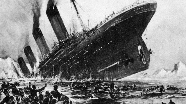 Titanic: disputa judicial deseja encontrar o telégrafo do navio