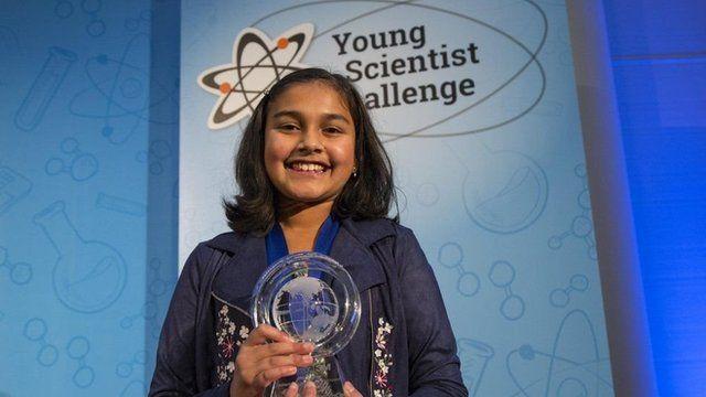 美国杰出少年科学家奖(2017年)