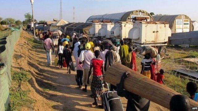 Imvugo y'amacakubiri hagati y'abanya Sudani y'epfo yateye ubwoba ONU