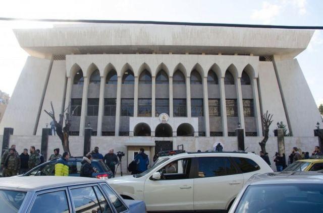 Birleşik Arap Emirlikleri'nin Şam Büyükelçiliği