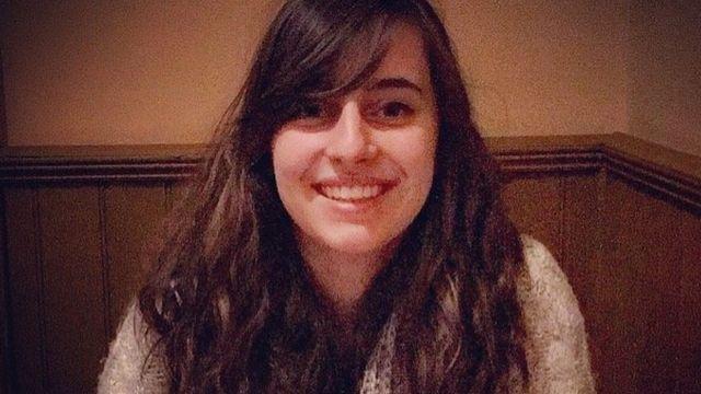 Isla Whateley, uma usuária de redes sociais